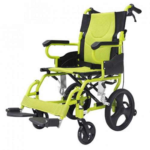 CH312 小輪折背鋁輪椅
