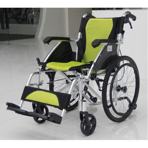 CH220-16 拆腳鋁輪椅