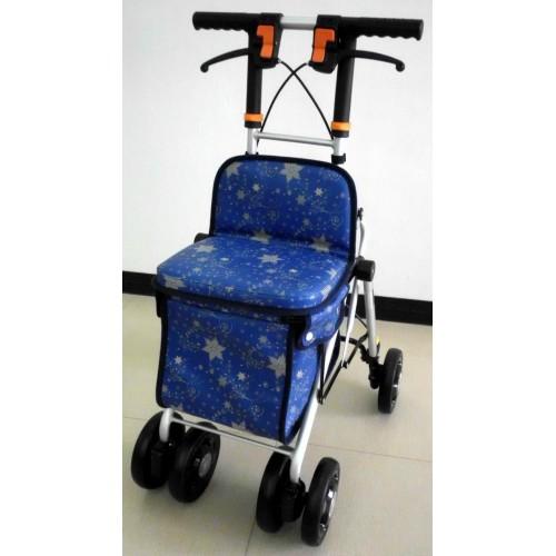 F700  銀髮族老人健步車