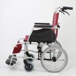 JR202-16 鋁合金輕巧輪椅